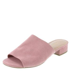 Christian Siriano for Payless Mauve Sila Slide